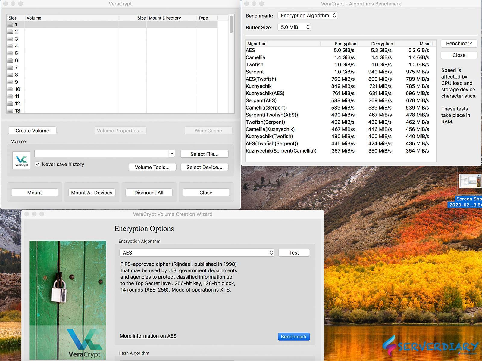 Encrypt your files with VeraCrypt on Linux, Windows, Mac OS and Android